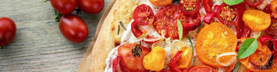 Die Pizzeria, das Ristorante, Pizza und Pasta